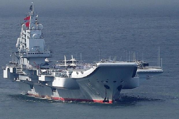 Seteru China-AS Kian Memanas, Beijing Bersiap Kerahkan 2 Kapal Induk