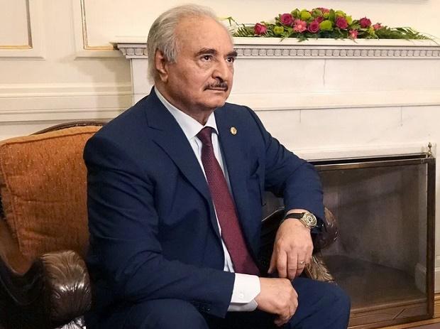 Turki Yakin AS dan Eropa Tak Lagi Percaya Khalifa Haftar
