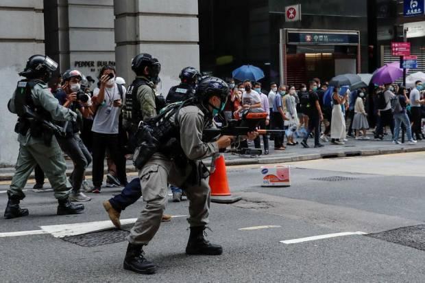 Pompeo: Hong Kong Tak Lagi Layak Dapat Status Khus