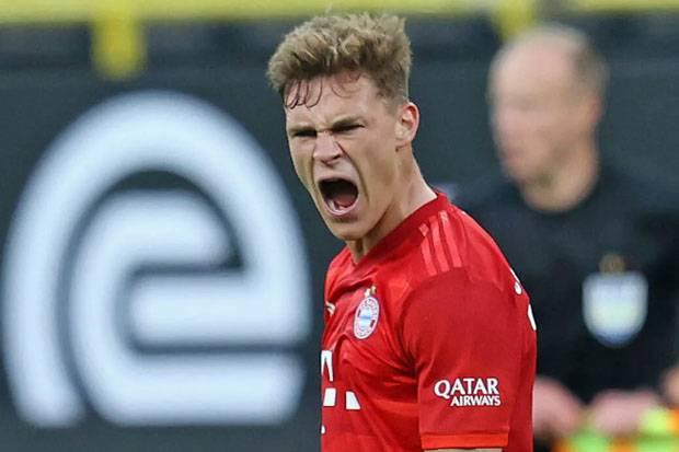 Sukses Ambil Peran Philipp Lahm di Bayern, Kimmich Pimpin Laga vs Duesseldorf