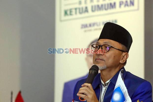 Zulkifli Hasan Tegaskan PAN Mitra Kritis Pemerintah
