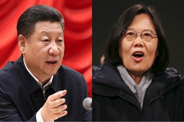 Jenderal Top China: Serang Taiwan Opsi untuk Cegah Merdeka!