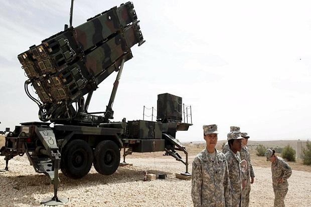 AS Setuju Jual Sistem Rudal Canggih Patriot ke Kuwait