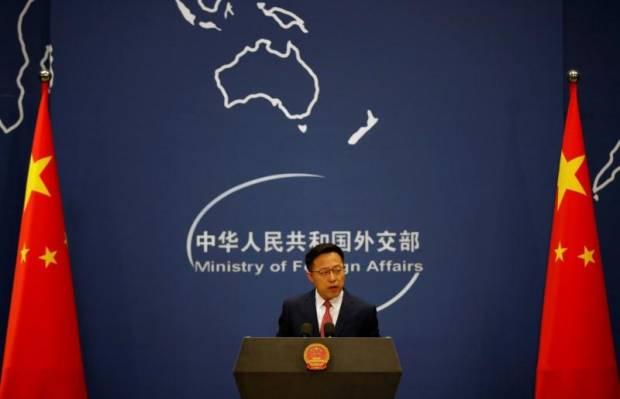 China: AS Kecanduan Keluar Grup dan Batalkan Perjanjian