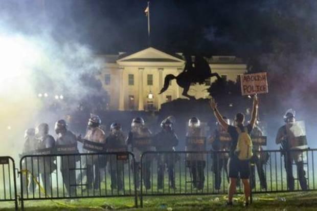Protes Kematian George Floyd Berlanjut di AS, WNI dalam Kondisi Aman