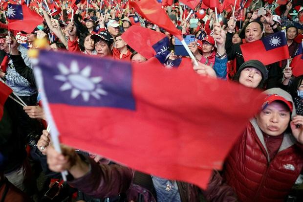Taiwan Desak China Minta Maaf atas Pembantaian Lapangan Tiananmen