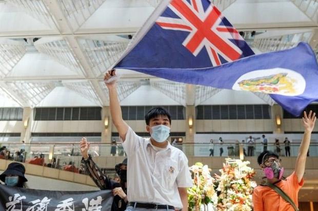 Inggris Siap Tampung Warga Hong Kong