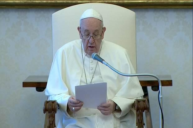 Paus Francis Serukan Rekonsiliasi Nasional di Amerika Serikat