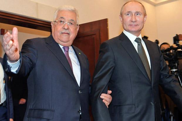 Palestina Bersedia Berunding dengan Israel Jika Dimediasi Rusia