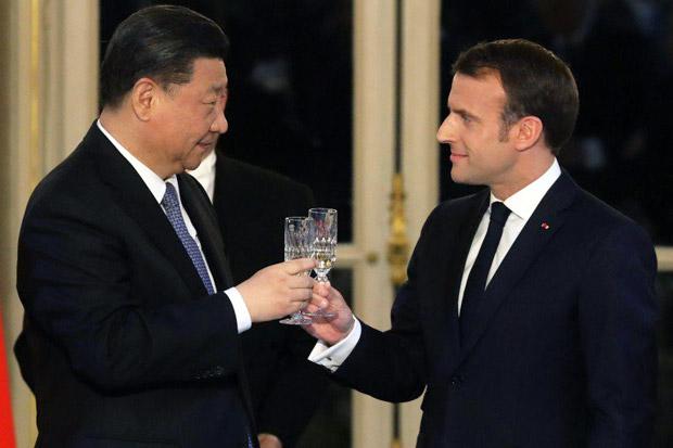 Soal Hong Kong, Prancis Dukung Prinsip Satu Negara, Dua Sistem