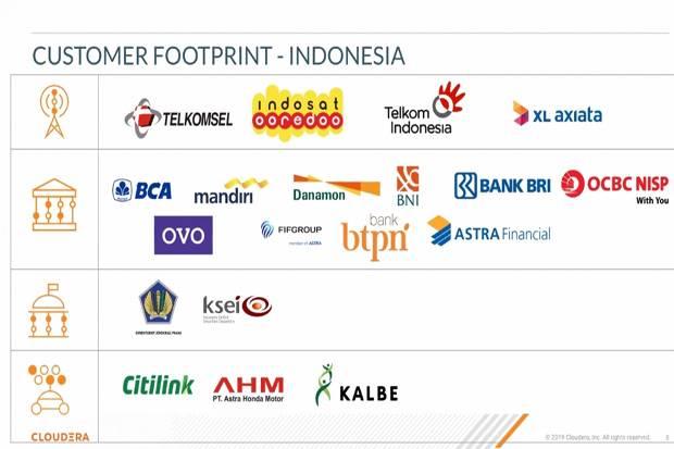 CDP Private Cloud Disambut Baik Industri Besar di Indonesia