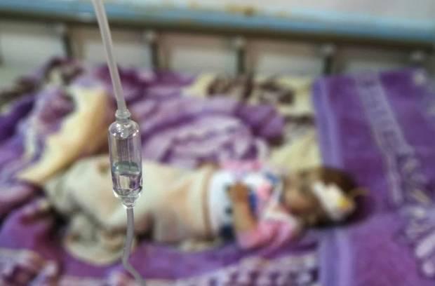 Sebanyak 2,4 Juta Anak di Yaman Terancam Kelaparan
