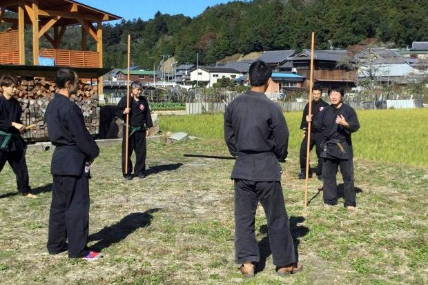 Pertama Kalinya, Universitas Jepang Luluskan Mahasiswa Program Studi Ninja