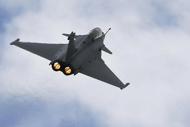 Konflik dengan China, India Minta Prancis Kebut Pengiriman Jet Tempur Rafale