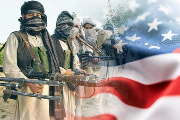 AS-Taliban Kembali Bahas Proses Perdamaian Afghanistan