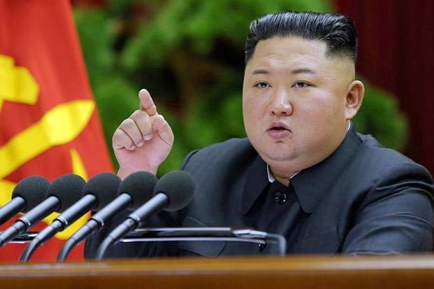Kim Jong-un Klaim Sukses Cegah Serangan Virus Corona