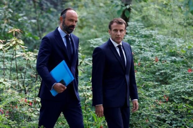 Pemerintahan Prancis Bubar, Macron Ingin Terus Berkuasa