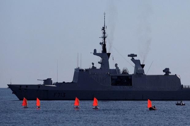 Turki Tuntut Permintaan Maaf Prancis atas Insiden Kapal Perang