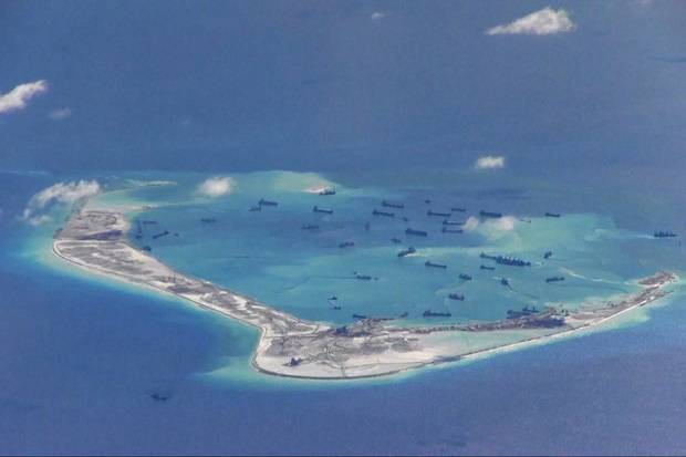 China Tak Terima Latihan Militer Laut China Selata