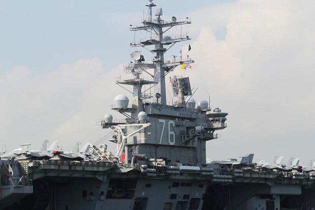 Dua Kapal Induknya Diancam Rudal Pembunuh China, Ini Respons AS