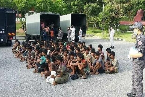 Malaysia Marah dengan Video Al Jazeera soal Penangkapan Massal Migran