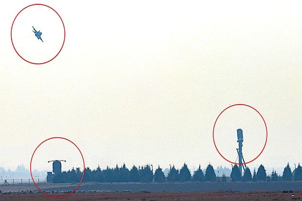 Terkonfirmasi, Turki Tes S-400 Rusia dengan Jet Tempur Buatan AS