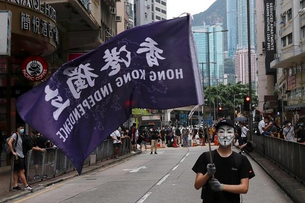 Selandia Baru Dilaporkan Tinjau Ulang Hubungan dengan Hong Kong