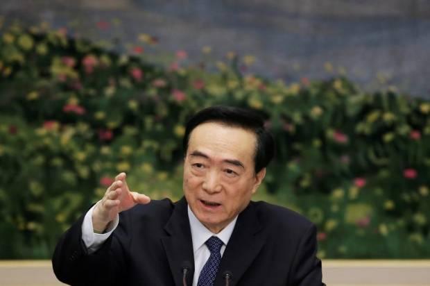 China Siap Balas Sanksi Baru AS Terkait Hak Asasi Muslim Uighur