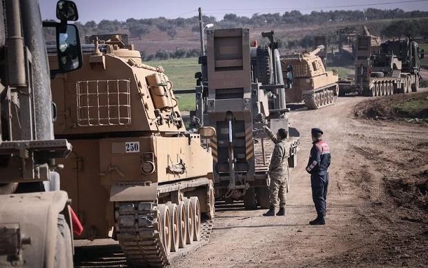 Perkuat Pengaruh di Libya, Turki Dituduh 'Mengepung' Mesir
