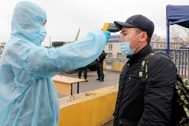 Kazakhstan Bantah China Soal Pneumonia Lebih Mematikan dari Covid-19