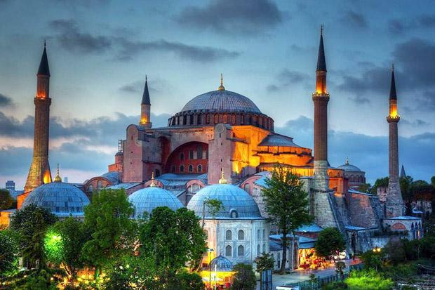 Ubah Hagia Sophia Jadi Masjid, Yunani Kutuk Turki