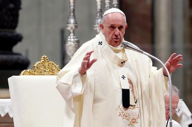 Paus Fransiskus Sangat Sedih Hagia Sophia Jadi Masjid Lagi