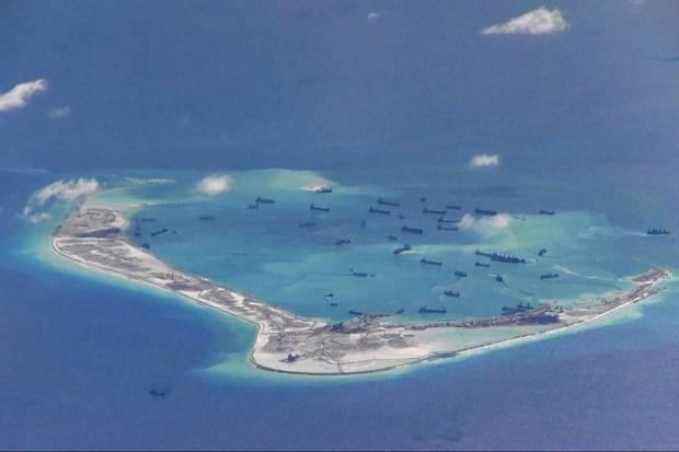 AS: Klaim China atas Laut China Selatan Melanggar Hukum!