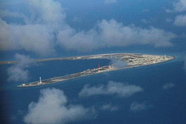 Reaksi China usai AS Tolak Klaimnya atas Laut China Selatan