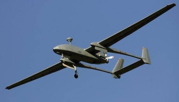 India Tambah Lagi Drone Heron dan Rudal Anti-Tank Spike dari Israel