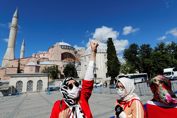 Erdogan Jadikan Hagia Sophia Masjid, Ini Respons Tokoh-tokoh Muslim Indonesia