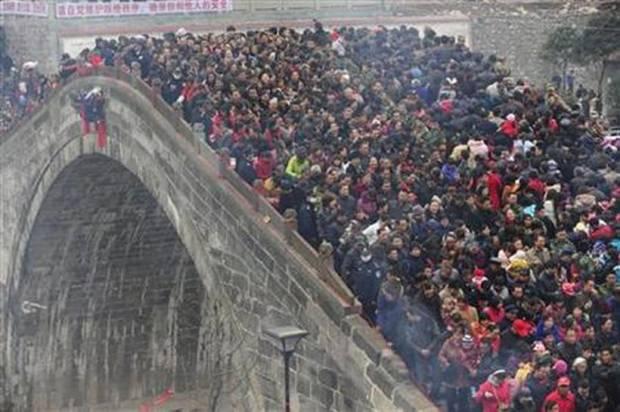 Populasi Dunia Akan Berkurang Jadi 8,8 Miliar Jiwa pada Akhir Abad Ini