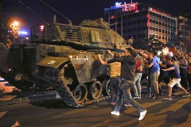 Pengakuan Tentara Turki soal Kejanggalan Kudeta terhadap Erdogan