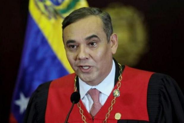 AS Tawarkan Hadiah Rp72 M untuk Tangkap Hakim Agung Venezuela