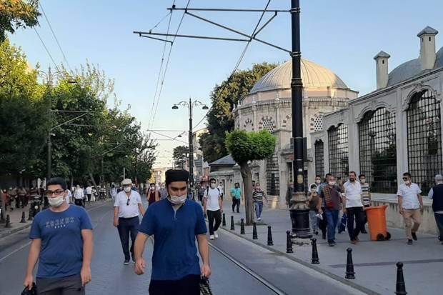 Shalat Jumat di Hagia Sophia Terbuka untuk Laki-laki dan Perempuan