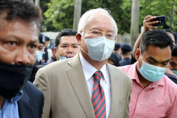 Najib Razak Divonis Penjara 12 Tahun dalam Kasus Korupsi 1MDB