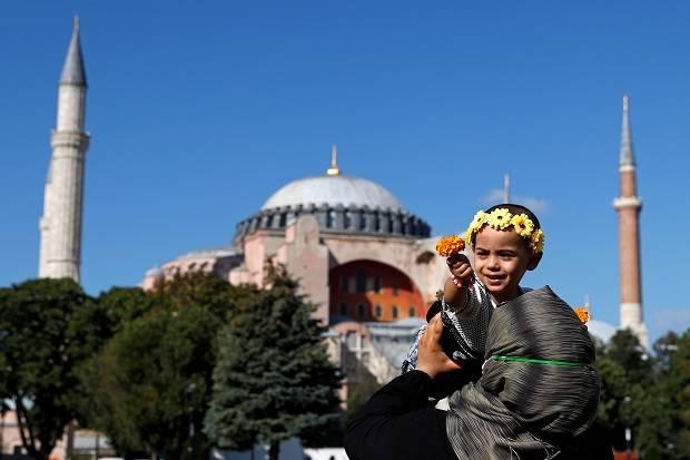 Spanyol pada Turki: Hagia Sophia Harus Tetap Jadi Warisan Budaya Dunia