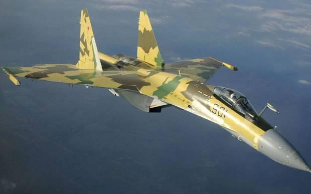 Mesir Terima Lima Jet Tempur Rusia Sukhoi Su-35 Meski AS Marah