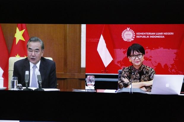 RI-China Pastikan Ketersediaan Bahan untuk Pengembangan Vaksin Covid-19
