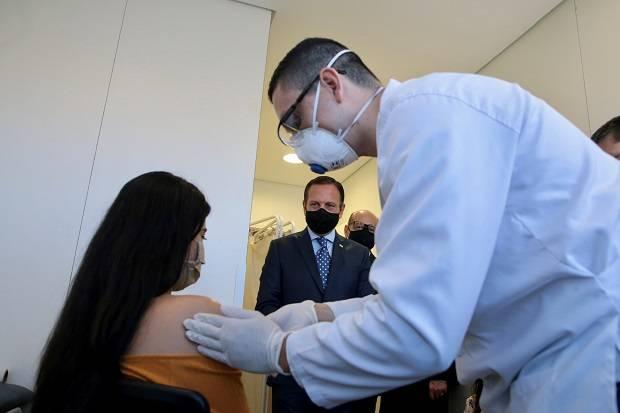 Dokter di Brazil Ajukan Diri Jadi Relawan Uji Vaksin Covid-19