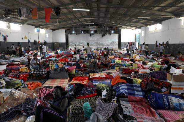 PBB: Sebagian Kekerasan pada Migran Afrika Dilakukan Penegak Hukum