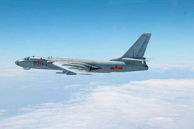 AS-China Memanas, Pembom Beijing Latihan Serangan di Laut China Selatan