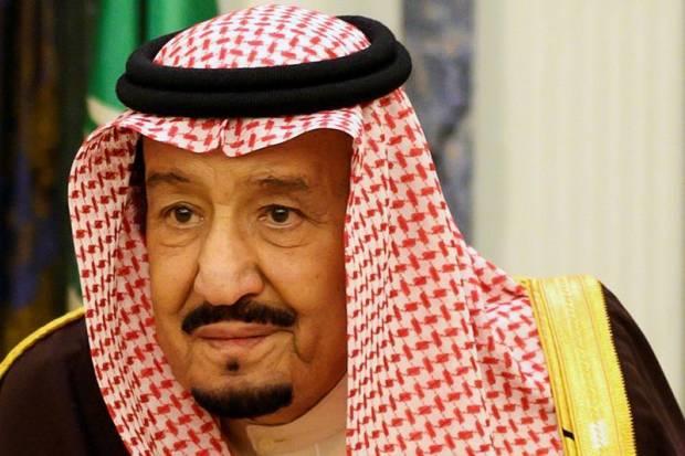 Raja Salman Ucapkan Selamat Idul Adha setelah Keluar Rumah Sakit