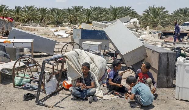 Satu Desa Dihancurkan, Israel Paksa 200 Warga Palestina Pergi