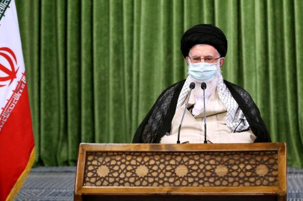 Khamenei Tolak Berunding dengan AS Terkait Program Nuklir dan Rudal